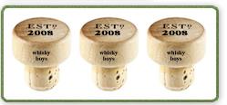 3 Cork Rating