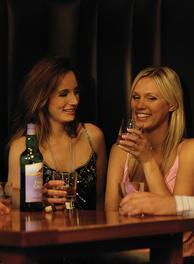 women-whisky