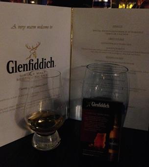 glenfiddich-menu