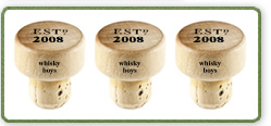 3 Cork Rating