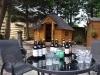Whisky Tasting Cabin