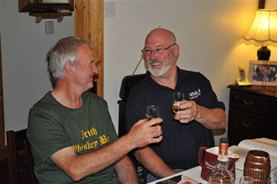philip-giles-and-whiskyboy-dougie-tasting