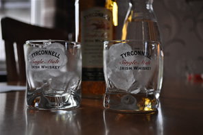 tyrconnell-whiskey-glasses