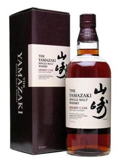 yamazaki-single-malt-japanese-whisky-sherry-cask