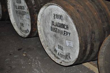 bladnoch-whisky-cask