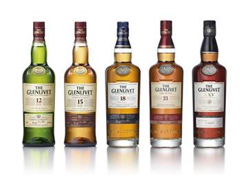 glenlivet-bottle-range