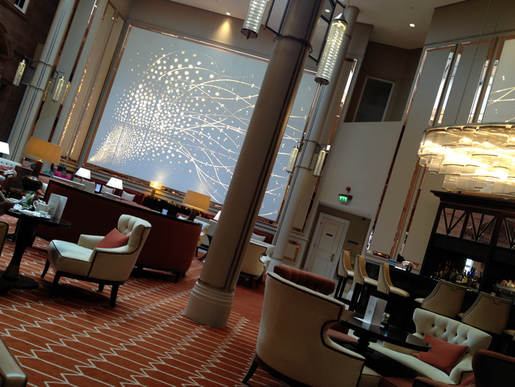 Caledonian Hotel - Edinburgh