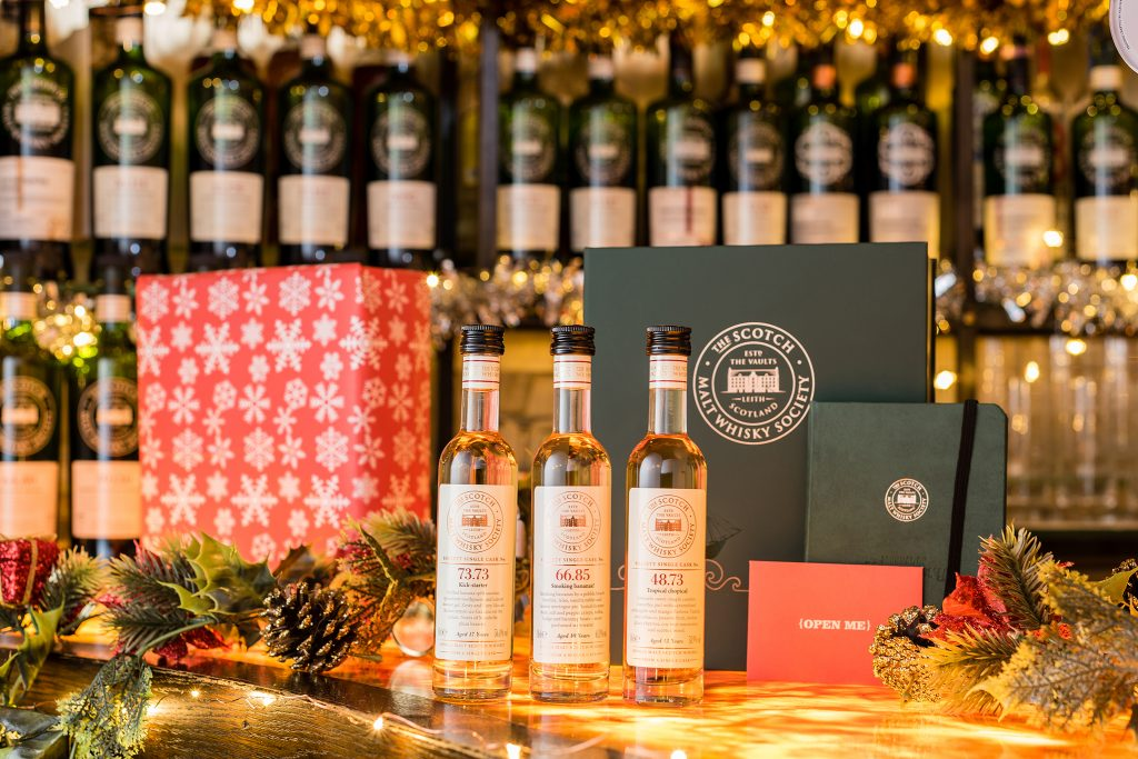 SMWS Christmas Membership Pack