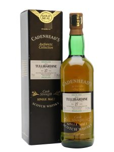 Cadenhead's Tullibardine 1964 Whisky