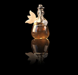 Angels' Share Glass Whisky Angel