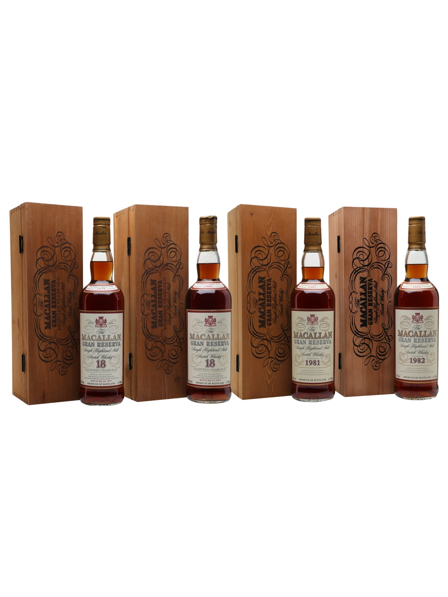 Macallan Gran Reserva Set