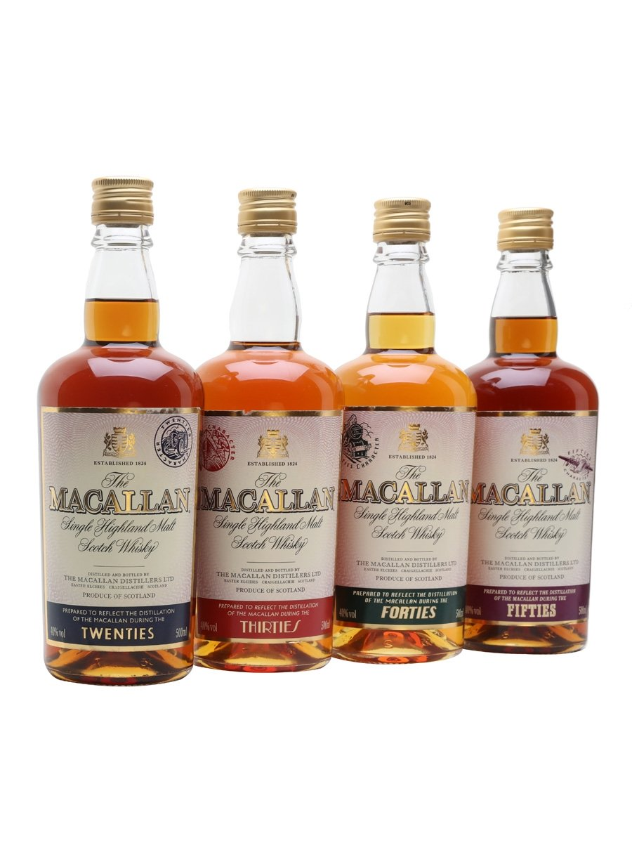 Macallan Travel Series
