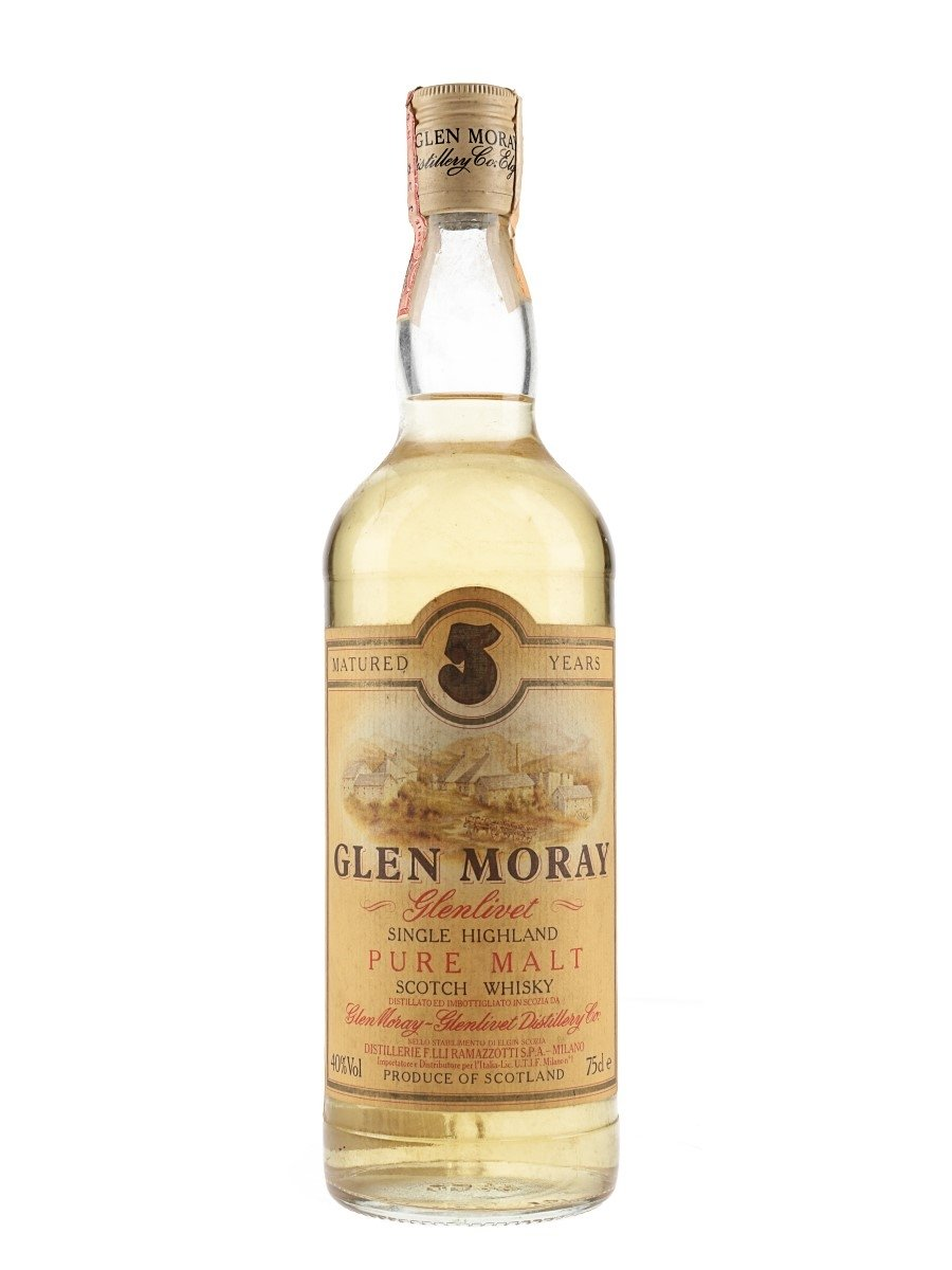 Glen Moray 5 Year Old