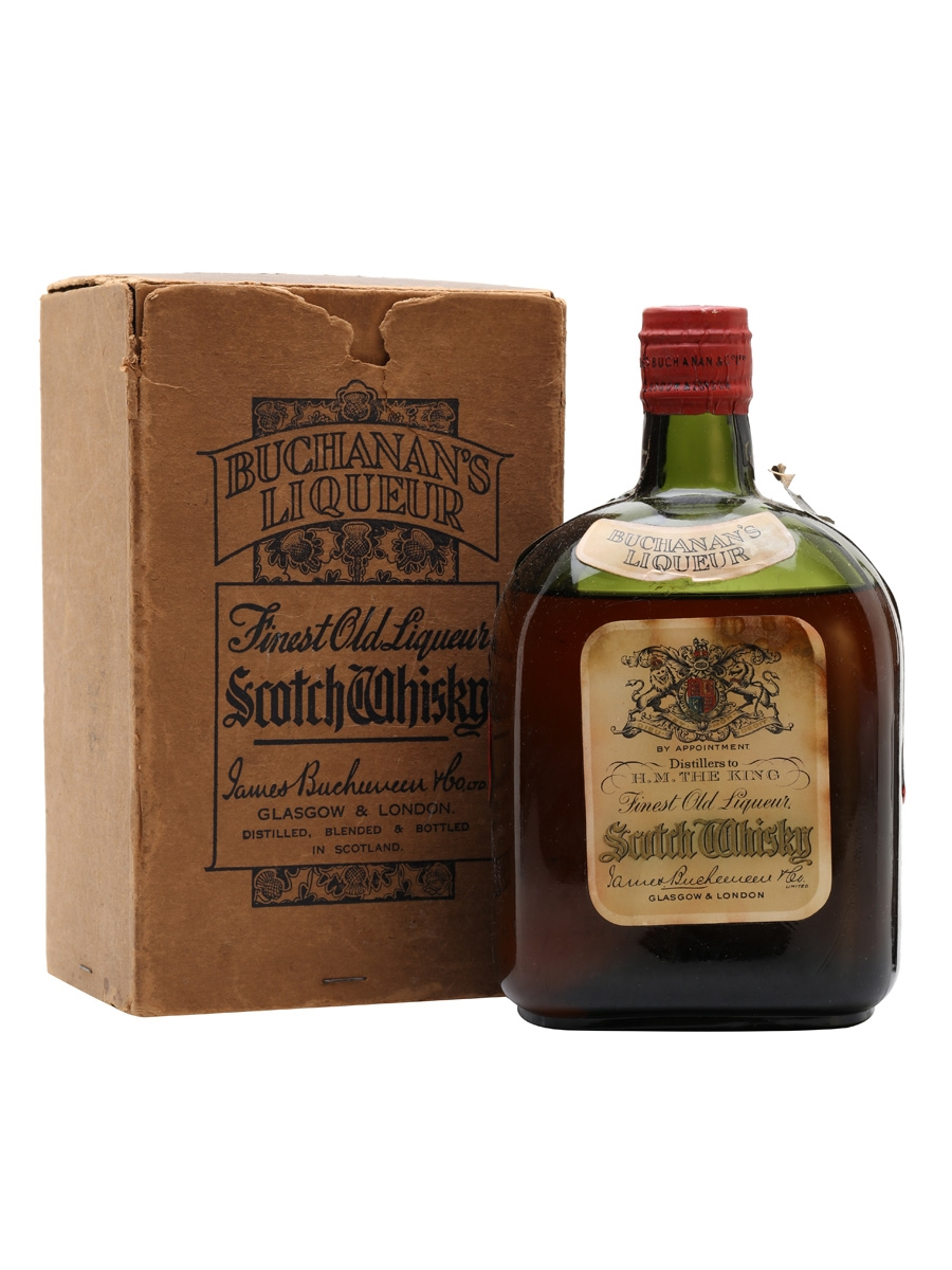 Buchanan Liqueur Scotch Whisky