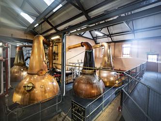 Fettercairn Whisky Stills