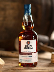 Glen Moray Distillery Edition Burgundy Cask