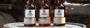 Glen Moray Distillery Edition Cask Whiskies