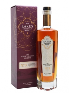 The Lakes Single Malt Whisky - Reserve no 3