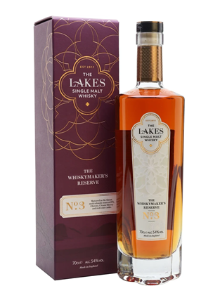 The Lakes Whiskymaker's Reserve No.3