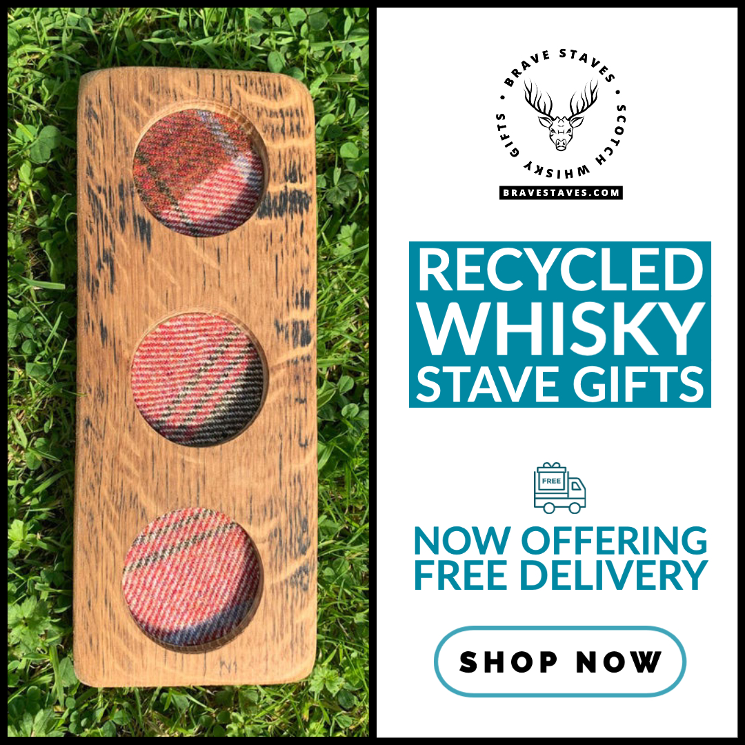 Recycled Whisky Stave Gifts