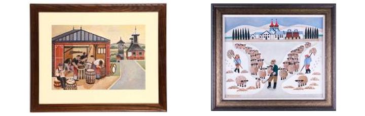 Alfred Daniels Prints