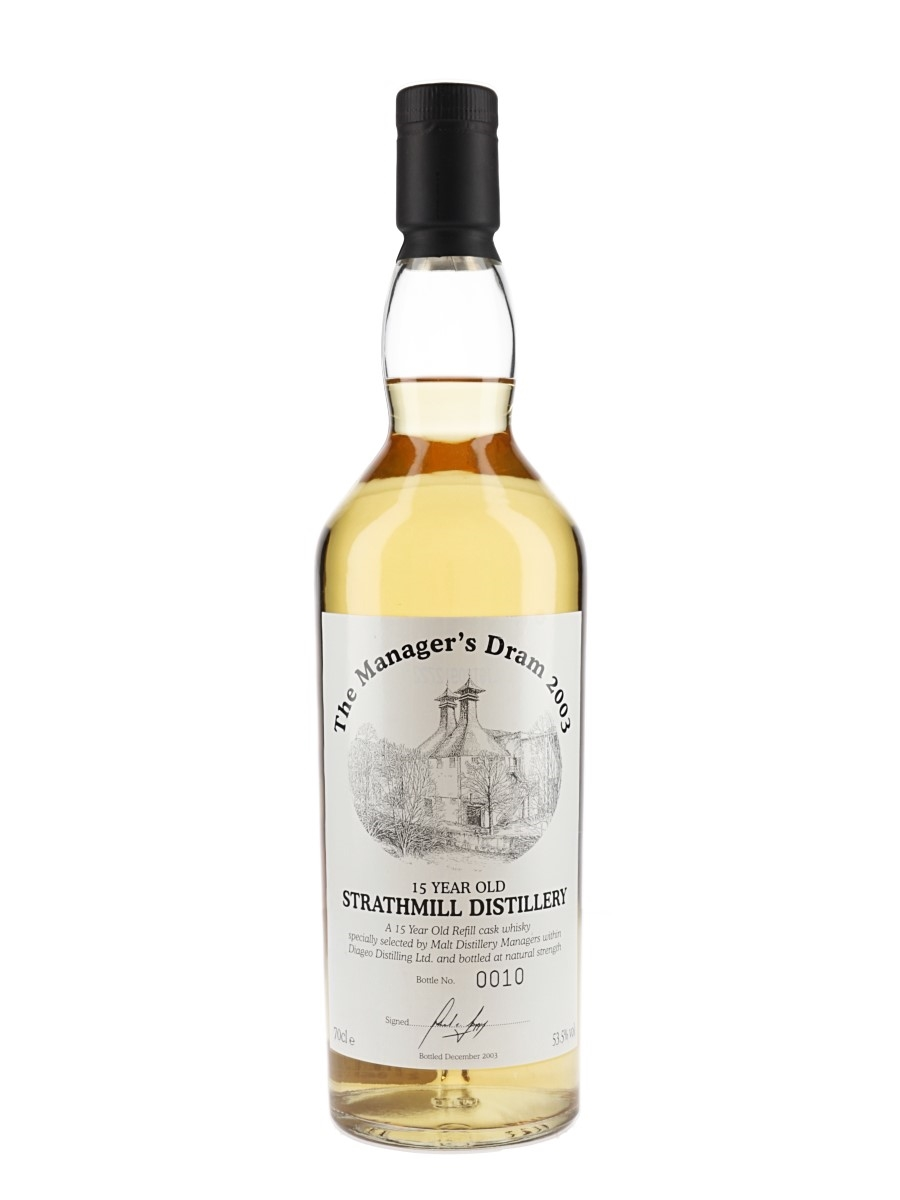 Strathmill 15 Year Old